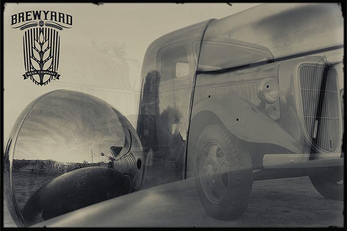 Brewyard Truck