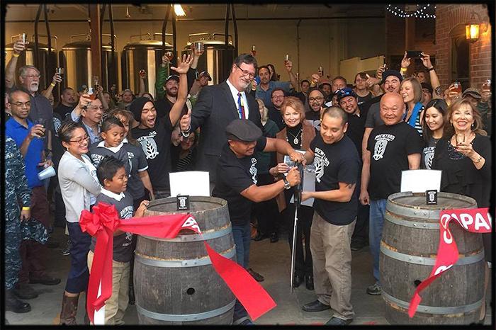brewyard grand opening