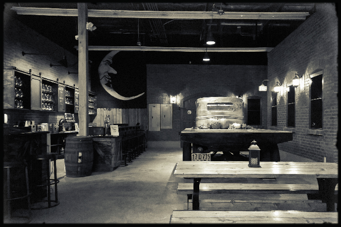 Brewyard Inside