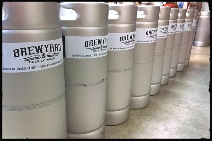 brewyard kegs